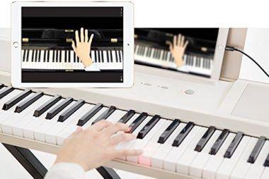 Podświetlane klawisze i najlepsza aplikacja do nauki gry